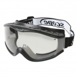 Scope Safety Goggles w/ Clear Lens