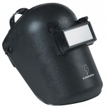 MSA FLASHMASTER Welding Helmet fitted with Spare Welding Lens Shade 8
