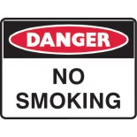 Danger Safety Sign - No Smoking