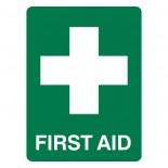 Super Safety Sticker - First Aid