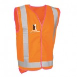 McGrath Foundation Day/Nite Work Vest