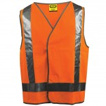 Day / Night Vest Fluro Orange